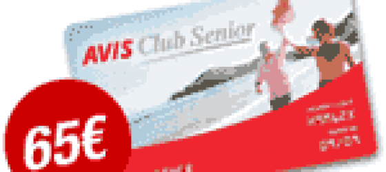 Avis Club Senior