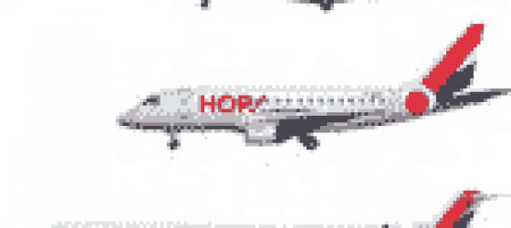 HOP! la marque régionnal d'Air France