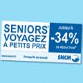 SNCM senior voyagez à petits prix