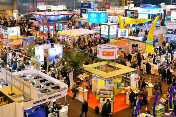 Exposants Salon Mondial du Tourisme 2013