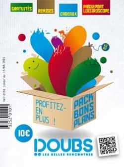Pack bons plans Doubs
