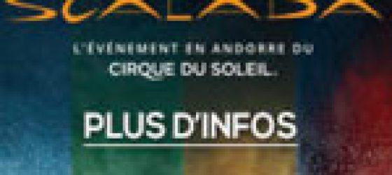 Cirque Du Soleil à Andorre