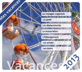 Guide des vacances 2013