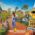 Parc des Oiseaux bush australien