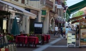 Centre ville d'Evian