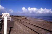 Ligne Tire-Bouchon en train