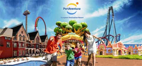 Parc d'attractions PortAventura