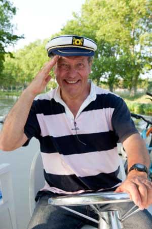 Naviguer avec un bateau sans-permis