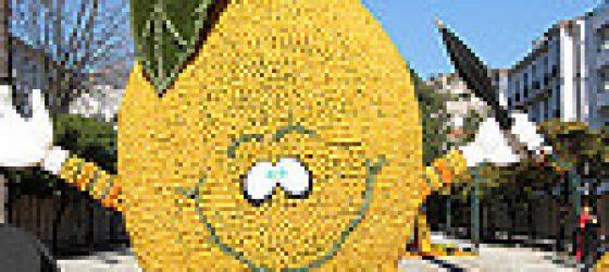 Fête des citrons de Menton