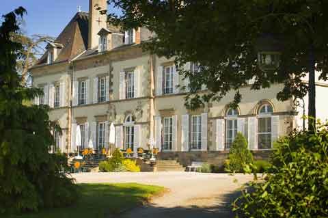 Hôtel Château d'Ygrande