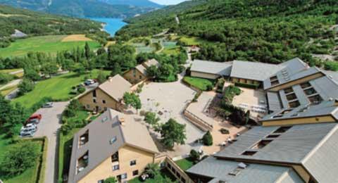 Hôtel-club famille Serre du Villard