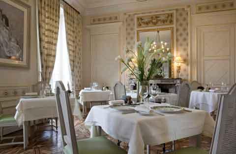 Restaurant du Château d'Ygrande