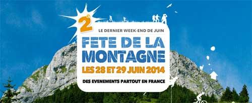 Fête de la Montagne les 28 et 29 juin 2014