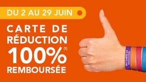 Carte senior+ SNCF votre carte de réduction 100% remboursée