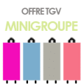 Offre TGV minigroupe