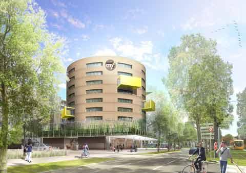 Résidence Appart'City Mulhouse