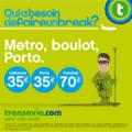 City break au Portugal à prix petits prix