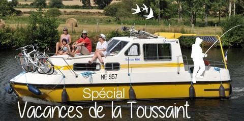 Offre promo vacances de la Toussaint bateau sans permis
