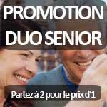 Promo duo senior Bruxelles en TGV