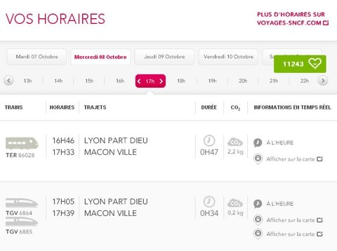 Visualiser en temps réel les retards de la SNCF