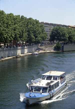 Croisière Saône