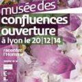 Musée des Confluences ouverture
