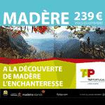 Promo Madère avec TAP Portugal