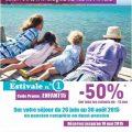 Promo 50% pour les enfants qui voyages avec un grand-parent