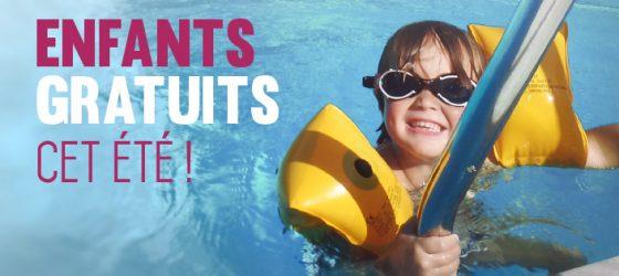 Renouveau Vacances enfant gratuit