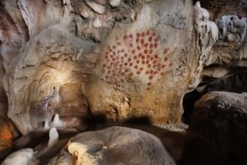 Caverne du Pont d'Arc -grotte Chauvet
