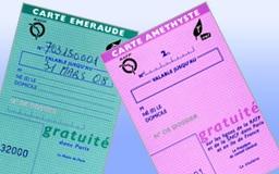 Carte réduction Senior RATP