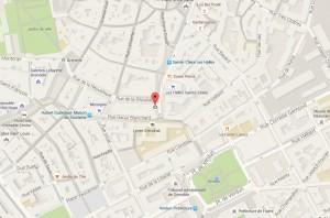 Adresse de l'office du tourisme de Grenoble