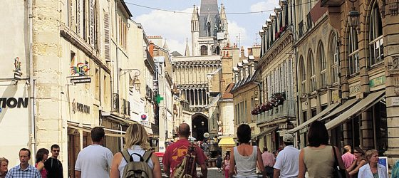 Dijon se visite en seagway
