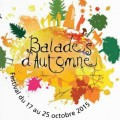 Balade d'automne à Riom en Auvergne