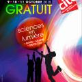 Entrée gratuite à la Cité des sciences de Paris