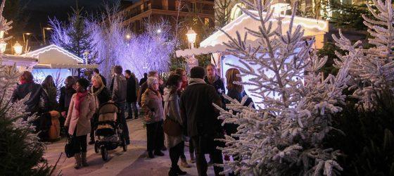 marché de Noel Amiens