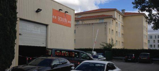Parking Boxxin aéroport Toulouse