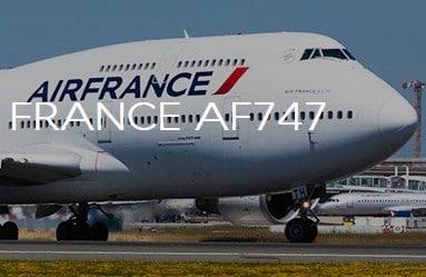 Vol historique en Boeing 747