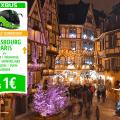 Les voyages Marcot assurent la desserte Strasbourg-Paris