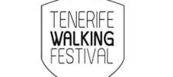 Logo walking festival Tenerife