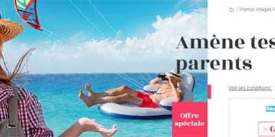 Azureva : Promo -20%, Amène tes grands-parents
