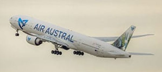 Boeing 777-300ER Air Austral