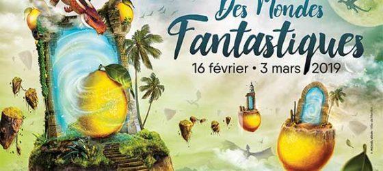 ffiche 86ème fête du citron de Menton Côte d'Azur