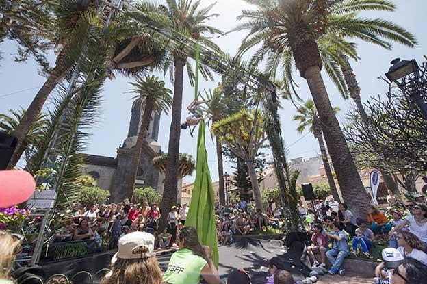 Spectacle Festival Mueca Tenerife