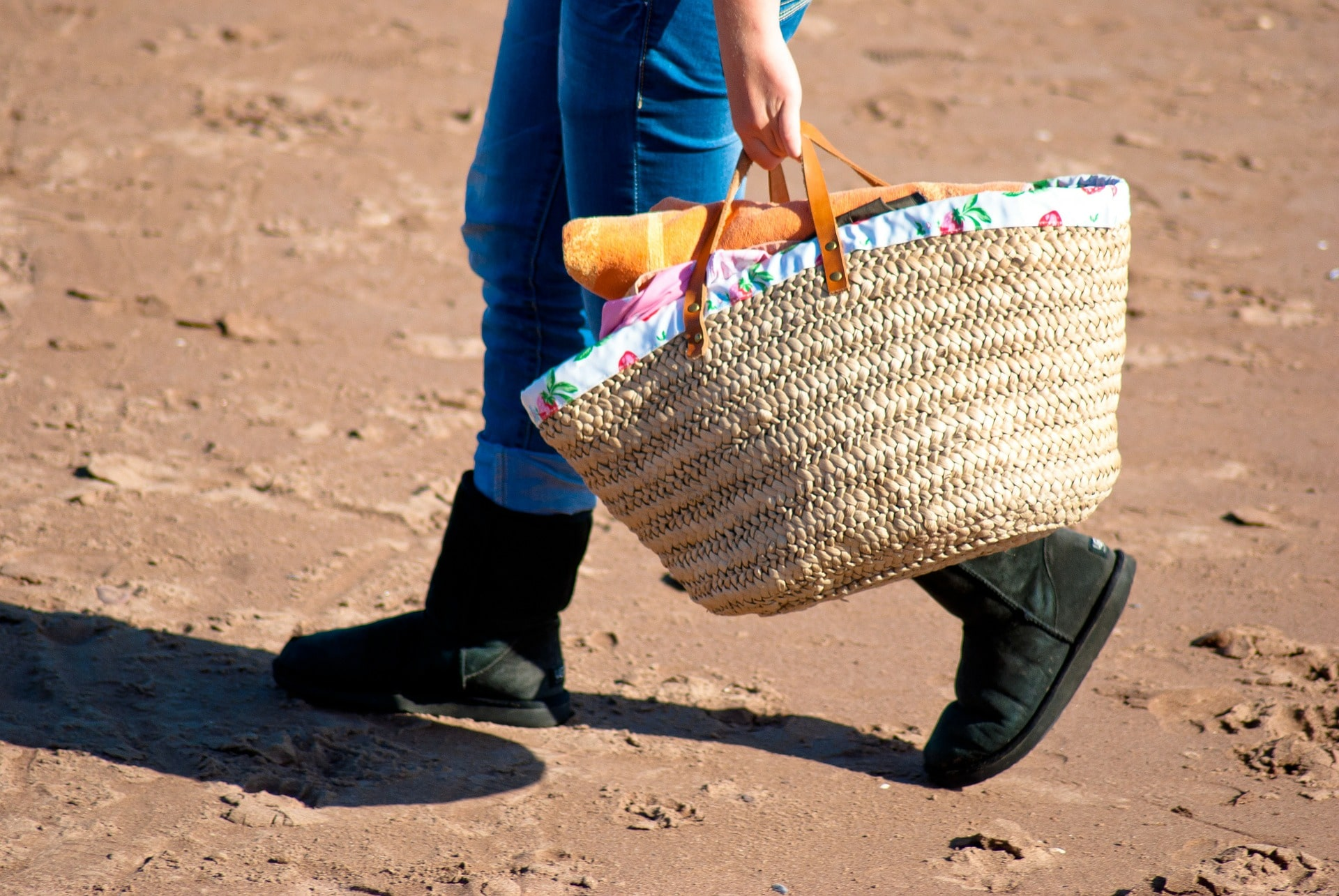 Les indispensables de votre sac de plage