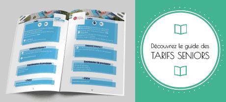 Guide des Tarifs Senior