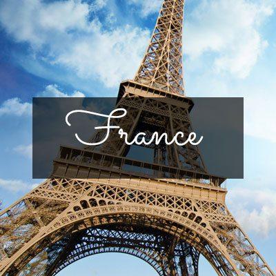 Notre sélection de voyages en France