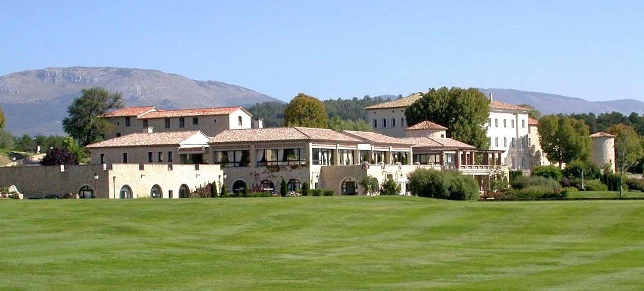 Château de Taulane Golf et resort