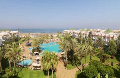 Hôtel Iberostar Founty Beach 4* à Agadir