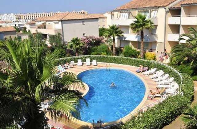 Appartement en location 1 semaine le grau du roi senior vacances - Location appartement senior ...